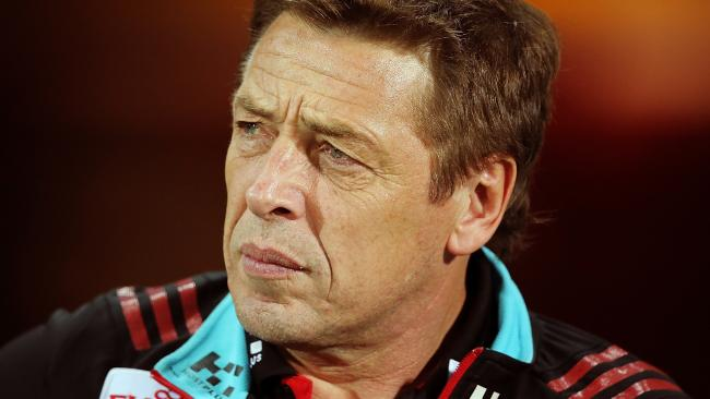 Mark Thompson faces court next week. Picture: Getty Images
