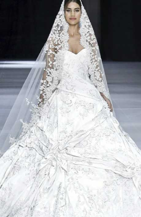 One of Ralph & Russo's bridal gowns.