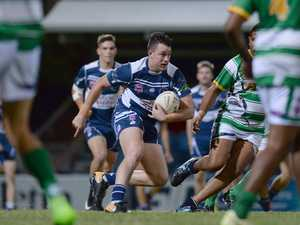 League - Brothers player R Reid in the game againts