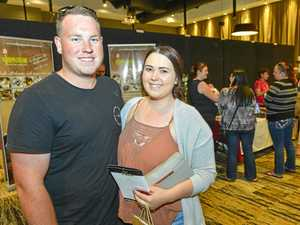 GALLERY: Couples get grand new ideas at wedding expo
