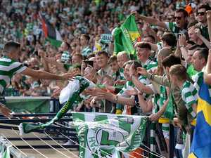 Rogic's Celtic nab historic double treble