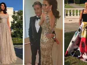 Celebs dazzle at royal after-party