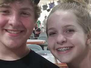 Teen hid next to bodies of slain classmates