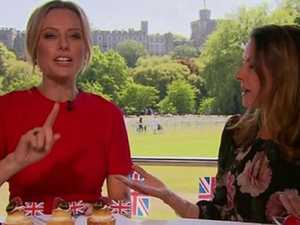 Aussie TV host's swipe at Meghan