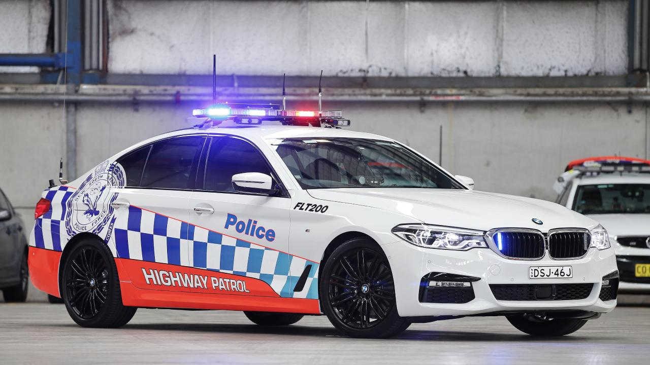 Highway patrol in Victoria and NSW are due to phase in BMW diesel sedans. Other states may follow. Picture: Sam Ruttyn.