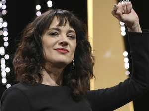 'Hunting ground': Star's scathing speech at Cannes