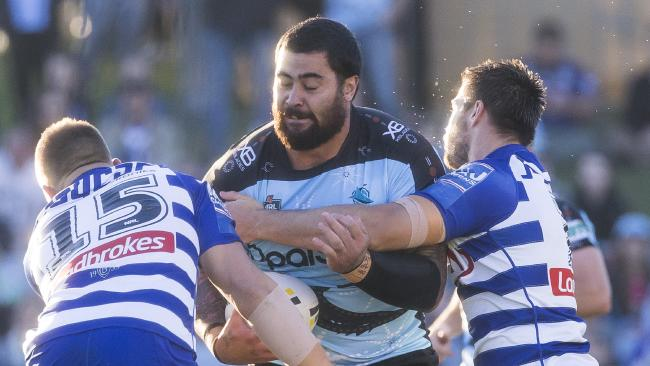 Andrew Fifita is desperate to play State of Origin.