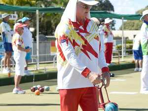 Pialba Bowls Club mixed fours two day carnival - Mike