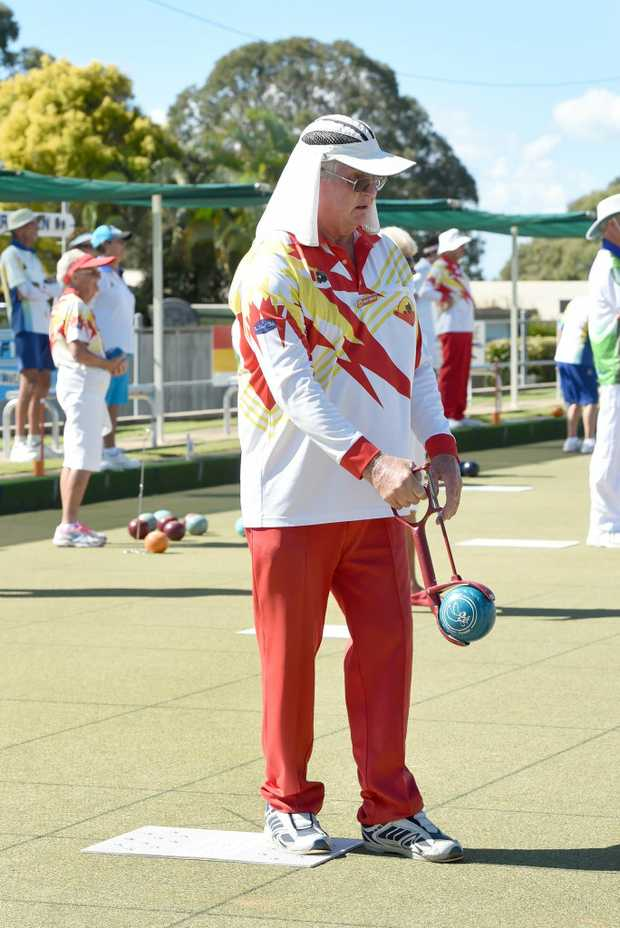 Image for sale: Pialba Bowls Club mixed fours two day carnival - Mike Pinkus.
