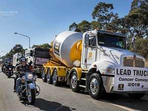 Truckies raise a huge $410,000