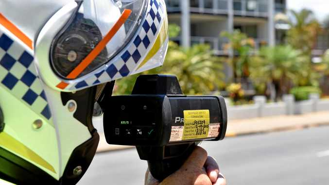 REVEALED: How much speeding costs Gladstone