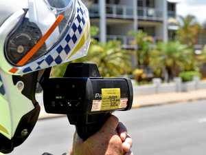 REVEALED: Gympie's staggering speeding bill