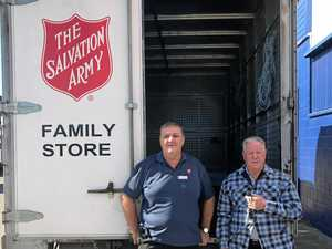 Salvos seek drivers for delivery help