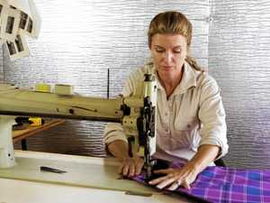 CQ woman's business gallops to new international heights