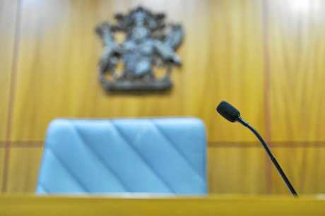 BETTER SOUND: The courtrooms' new acoustics will assist the hard-of-hearing.
