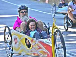 PHOTOS: Wheely good time at Billycart Derby