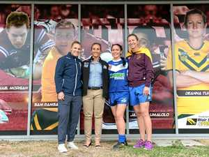 Rugby league's four horsewomen ride again