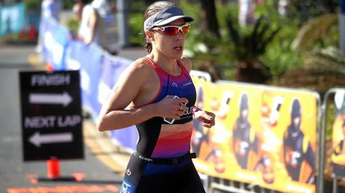 Pro triathlete primed for debut marathon at Noosa