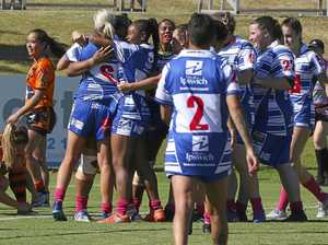 GALLERY: Brothers Ipswich v Easts Tigers