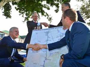 Premier mum on Budget funding for Sunshine Coast rail