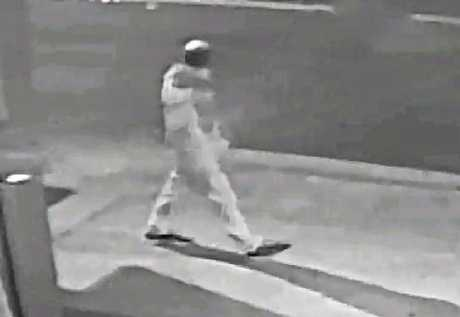Police have released new footage that may help solve the murder of Aaron Marks.