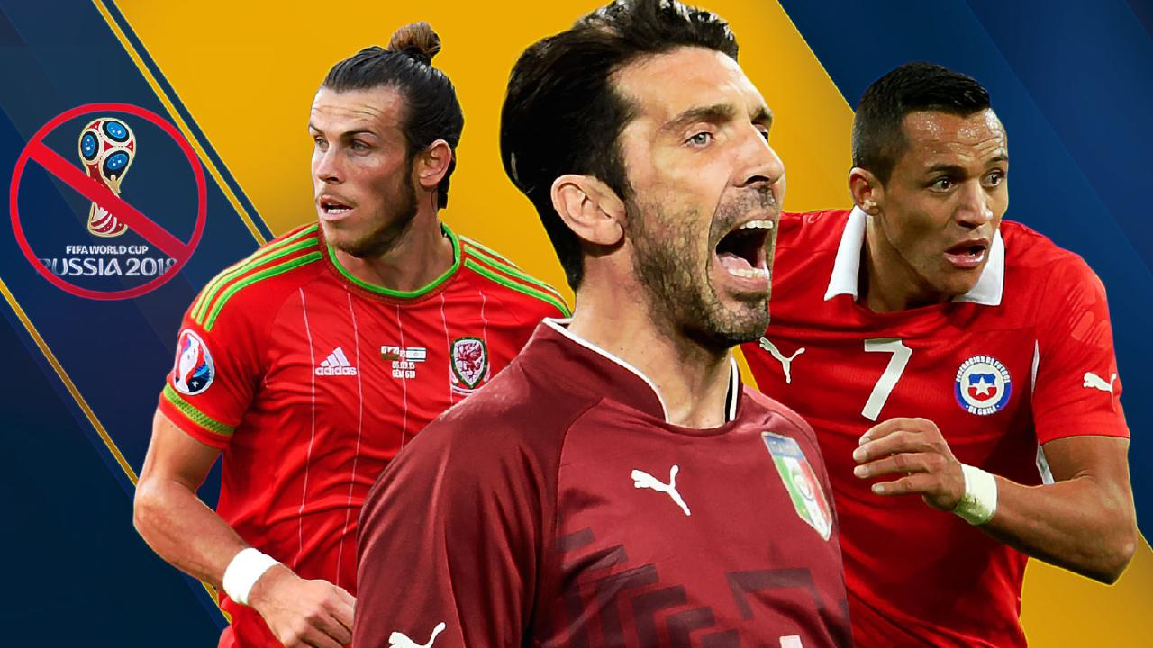 Could this team World Cup 2018: The missing XI