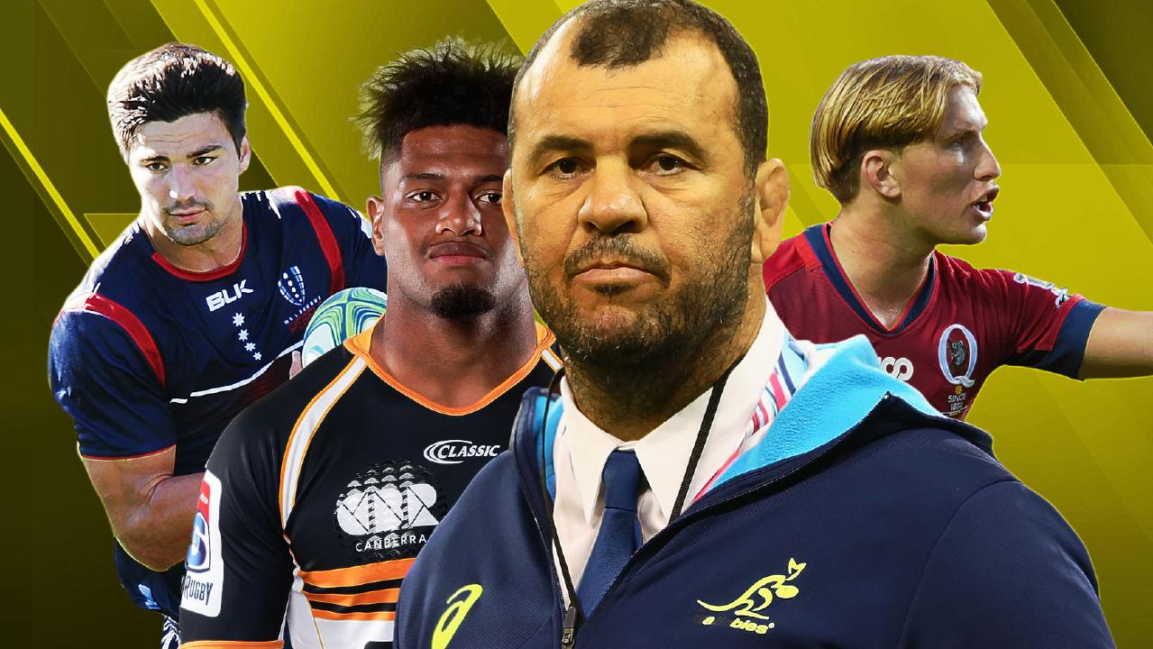 Michael Cheika is preparing to name his squad to take on Ireland in June.