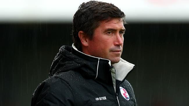 Could we see Harry Kewell back in the A-League?