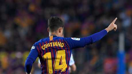 Philippe Coutinho's transfer to Barcelona was worth big money.
