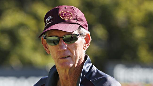 Wayne Bennett isn't happy with the NRL.