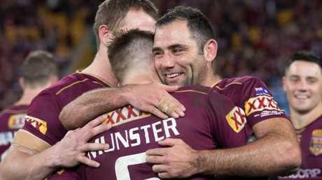 Munster's ascension is good news for Queensland. (Mark Kolbe/Getty Images)