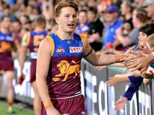 'Extraordinary' Lion claims Rising Star nod