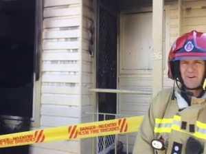 Lismore house fire