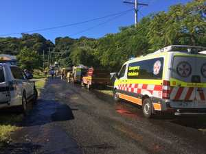 HOUSE FIRE: Lismore home destroyed in blaze