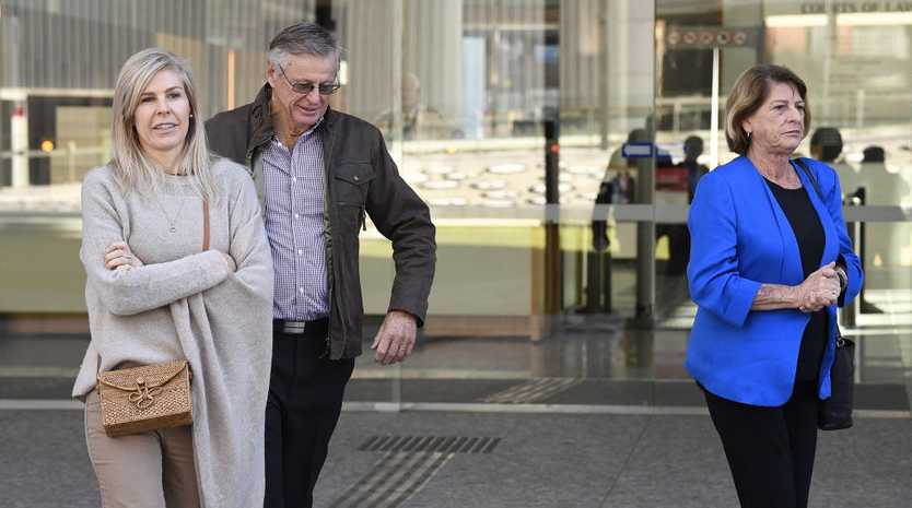 Nigel Hill's loved ones left the Supreme Court after seeing his murderer sentenced to life imprisonment, more than five years after Mr Hill was killed.