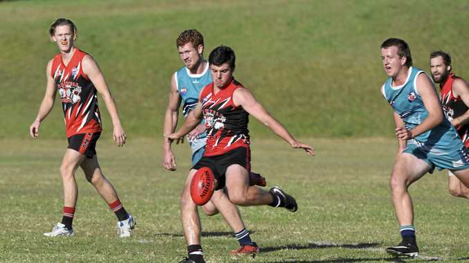 TOP OF THE TREE: Sawtell/Toormina has opened up a gap on the rest of the field after a 60 point win in Saturday's local derby against the Coffs Breakers at Richardson Park.