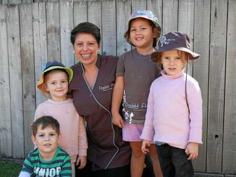 AWARD NOMINATION: Paisley Park Urangan teacher Belinda Russo has been nominated in the Australian Early Education and Care Awards.