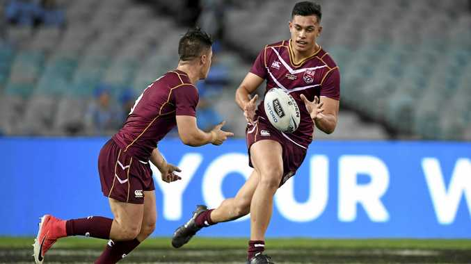 State of Origin call-up for Gympie power house
