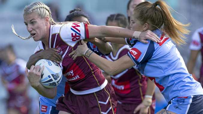 State of Origin: Ipswich players in the mix