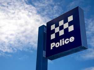 Police investigate torched car near Warwick