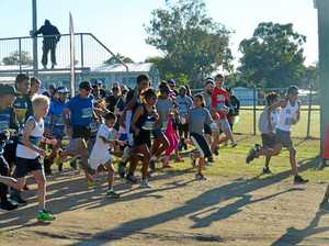 GALLERY: Ration shed reconciliation fun run.