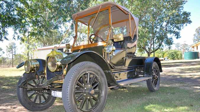 Vintage automobiles prove class is permanent