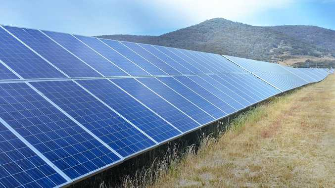 Mystery company shows interest in giant solar farm