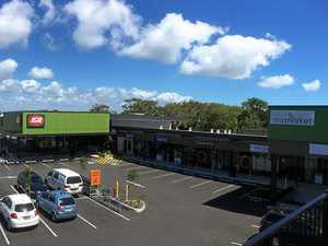 Owner eyes shopping centre demolition in unit complex bid