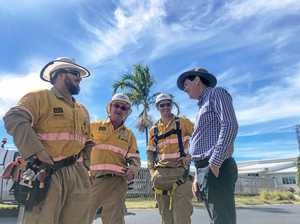 High-powered $1.4 billion energy flow creates buzz in Mackay