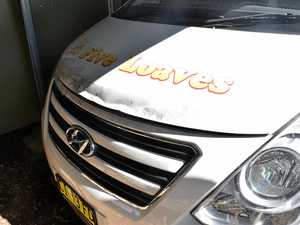 Five Loaves Van Vandalised