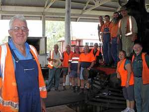 Unpaid volunteers keep us chugging at full steam