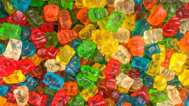Police say they are concerned about the use of edible cannabis gummies in New South Wales as their popularity grows. Picture: iStock