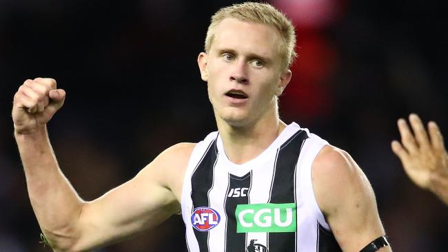Jaidyn Stephenson has extended his deal. Pic: Getty Images