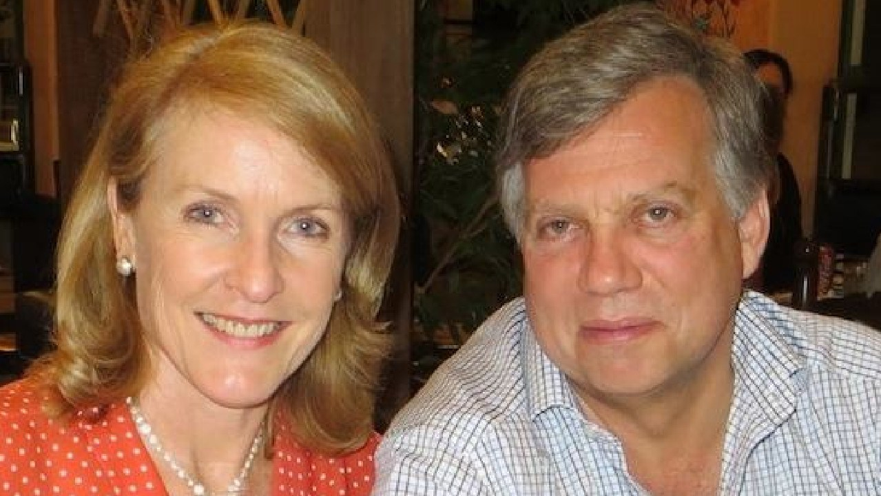 Martin and Teresa van Breda. Picture: Facebook